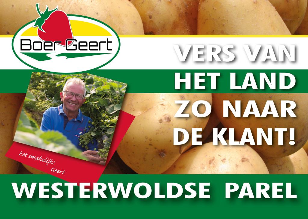 Boer Geert Westerwoldse Parel A3H