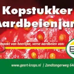 Boer Geert Aardbeienjam Studio CC Creatieve Communicatie Brand Design