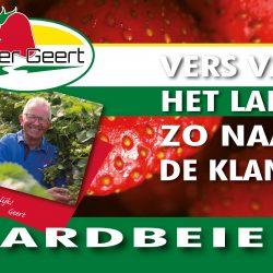 Boer Geert Aardbeien Studio CC