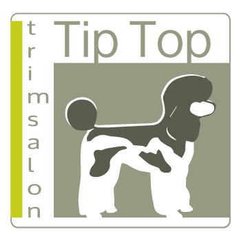 Nieuw logo voor Trimsalon Tip Top
